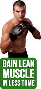 gain lean muscle with martial arts